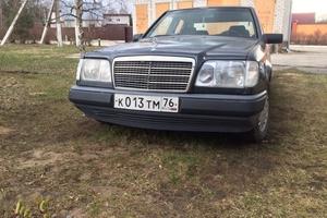 Подержанный автомобиль Mercedes-Benz E-Класс, среднее состояние, 1987 года выпуска, цена 95 000 руб., Орехово-Зуево