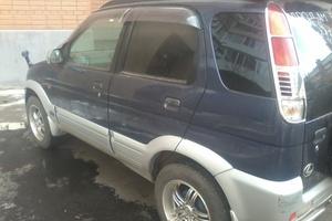 Автомобиль Daihatsu Terios, хорошее состояние, 1997 года выпуска, цена 220 000 руб., Самара