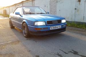 Автомобиль Audi Cabriolet, хорошее состояние, 1992 года выпуска, цена 220 000 руб., Санкт-Петербург