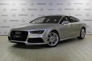 Авто Audi RS 7, 2015 года выпуска, цена 4 050 000 руб., Санкт-Петербург
