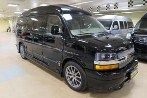 Подержанный автомобиль Chevrolet Express, отличное состояние, 2013 года выпуска, цена 3 350 000 руб., Москва