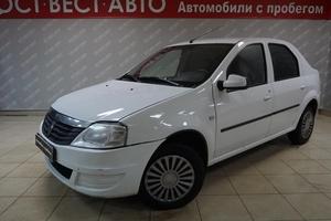 Авто Renault Logan, 2013 года выпуска, цена 244 000 руб., Москва