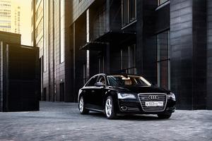 Автомобиль Audi A8, отличное состояние, 2011 года выпуска, цена 2 300 000 руб., Екатеринбург