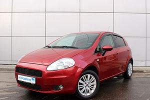 Авто Fiat Punto, 2007 года выпуска, цена 265 000 руб., Москва