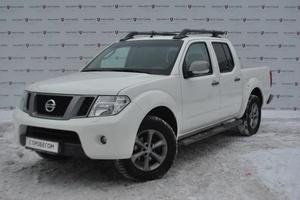 Авто Nissan Navara, 2012 года выпуска, цена 1 020 000 руб., Москва