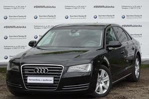 Авто Audi A8, 2012 года выпуска, цена 1 725 000 руб., Москва