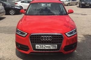 Подержанный автомобиль Audi Q3, отличное состояние, 2014 года выпуска, цена 1 300 000 руб., Екатеринбург