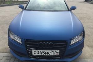 Подержанный автомобиль Audi A7, отличное состояние, 2012 года выпуска, цена 1 510 000 руб., Челябинск