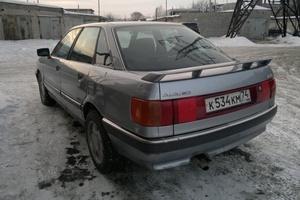 Автомобиль Audi 90, среднее состояние, 1990 года выпуска, цена 50 000 руб., Краснодар