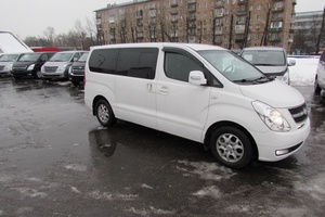 Авто Hyundai Starex, 2014 года выпуска, цена 1 590 000 руб., Москва