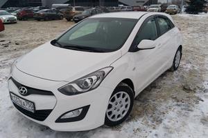 Подержанный автомобиль Hyundai i30, хорошее состояние, 2013 года выпуска, цена 620 000 руб., Ступино