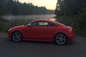 Подержанный автомобиль Audi TT, отличное состояние, 2008 года выпуска, цена 999 000 руб., Москва