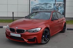Авто BMW M3, 2016 года выпуска, цена 4 349 000 руб., Москва