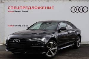 Новый автомобиль Audi A6, 2016 года выпуска, цена 2 990 000 руб., Сочи