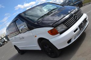 Авто Mercedes-Benz Vito, 2003 года выпуска, цена 570 000 руб., Москва