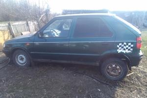 Автомобиль Skoda Felicia, битый состояние, 1997 года выпуска, цена 30 000 руб., Воронеж