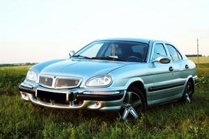 Автомобиль ГАЗ 3111, отличное состояние, 2001 года выпуска, цена 450 000 руб., Нижний Новгород