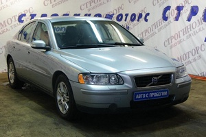Авто Volvo S60, 2008 года выпуска, цена 379 000 руб., Москва
