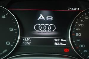 Автомобиль Audi A6, отличное состояние, 2011 года выпуска, цена 1 750 000 руб., Челябинск