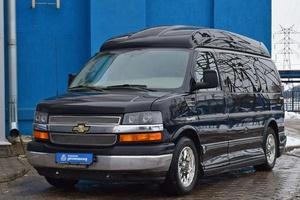 Подержанный автомобиль Chevrolet Express, отличное состояние, 2012 года выпуска, цена 2 700 000 руб., Ярославль