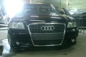 Подержанный автомобиль Audi A8, хорошее состояние, 2000 года выпуска, цена 450 000 руб., Смоленская область