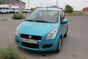 Автомобиль Suzuki Splash, хорошее состояние, 2011 года выпуска, цена 347 000 руб., Ульяновск
