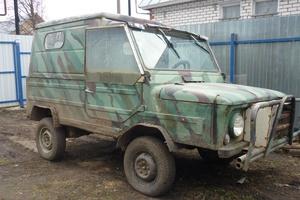 Автомобиль ЛуАЗ 1302, хорошее состояние, 1990 года выпуска, цена 30 000 руб., Нижний Новгород