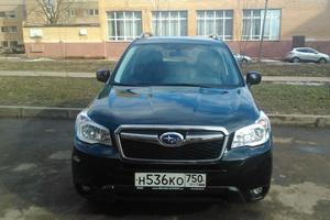Подержанный автомобиль Subaru Forester, отличное состояние, 2014 года выпуска, цена 1 380 000 руб., Фрязино