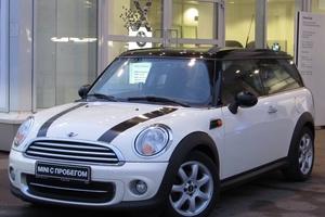 Авто Mini Clubman, 2012 года выпуска, цена 697 000 руб., Москва