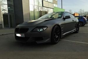 Автомобиль BMW 6 серия, отличное состояние, 2004 года выпуска, цена 990 000 руб., Москва