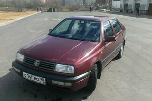 Автомобиль Volkswagen Vento, хорошее состояние, 1993 года выпуска, цена 120 000 руб., Фрязино
