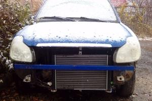Автомобиль BYD Flyer, битый состояние, 2006 года выпуска, цена 30 000 руб., Владимир