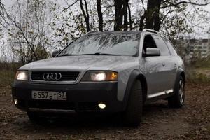 Подержанный автомобиль Audi Allroad, отличное состояние, 2004 года выпуска, цена 270 000 руб., Орел