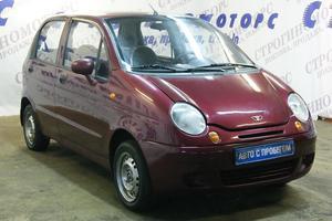 Авто Daewoo Matiz, 2011 года выпуска, цена 109 000 руб., Москва