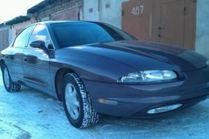Автомобиль Oldsmobile Aurora, битый состояние, 1995 года выпуска, цена 120 000 руб., Москва и область