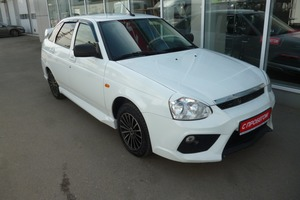 Авто ВАЗ (Lada) Priora, 2012 года выпуска, цена 293 000 руб., Краснодар