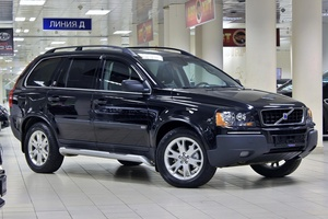 Авто Volvo XC90, 2004 года выпуска, цена 555 555 руб., Москва