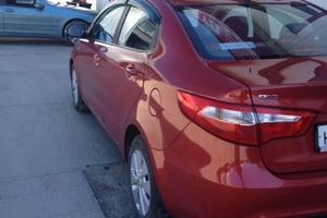 Автомобиль Kia Rio, отличное состояние, 2012 года выпуска, цена 500 000 руб., Нижневартовск