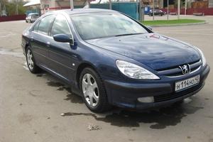 Автомобиль Peugeot 607, хорошее состояние, 2002 года выпуска, цена 220 000 руб., Киров