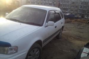 Автомобиль Toyota Sprinter Carib, хорошее состояние, 1999 года выпуска, цена 235 000 руб., Камчатский край