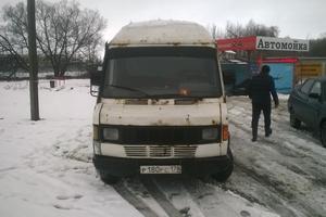 Автомобиль Mercedes-Benz T1, среднее состояние, 1991 года выпуска, цена 140 000 руб., Санкт-Петербург