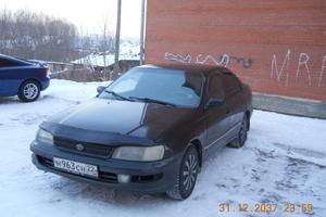 Автомобиль Toyota Carina, хорошее состояние, 1995 года выпуска, цена 170 000 руб., Бийск