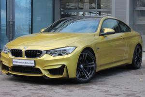 Авто BMW M4, 2016 года выпуска, цена 4 140 000 руб., Санкт-Петербург