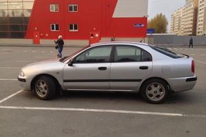 Автомобиль Mitsubishi Carisma, хорошее состояние, 2000 года выпуска, цена 180 000 руб., Челябинск