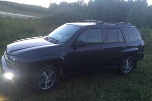 Подержанный автомобиль Chevrolet TrailBlazer, хорошее состояние, 2007 года выпуска, цена 550 000 руб., Сергиев Посад