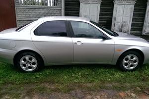 Автомобиль Alfa Romeo 156, хорошее состояние, 1999 года выпуска, цена 220 000 руб., Брянск