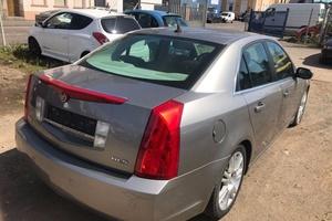Автомобиль Cadillac BLS, битый состояние, 2007 года выпуска, цена 590 000 руб., Москва