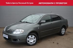 Авто Toyota Corolla, 2006 года выпуска, цена 356 935 руб., Москва
