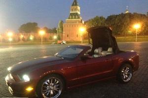 Автомобиль Ford Mustang, отличное состояние, 2013 года выпуска, цена 2 500 000 руб., Москва
