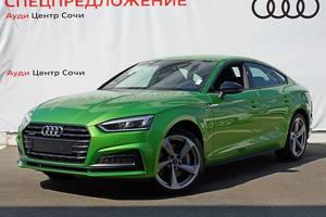 Новый автомобиль Audi A5, 2017 года выпуска, цена 3 331 062 руб., Сочи